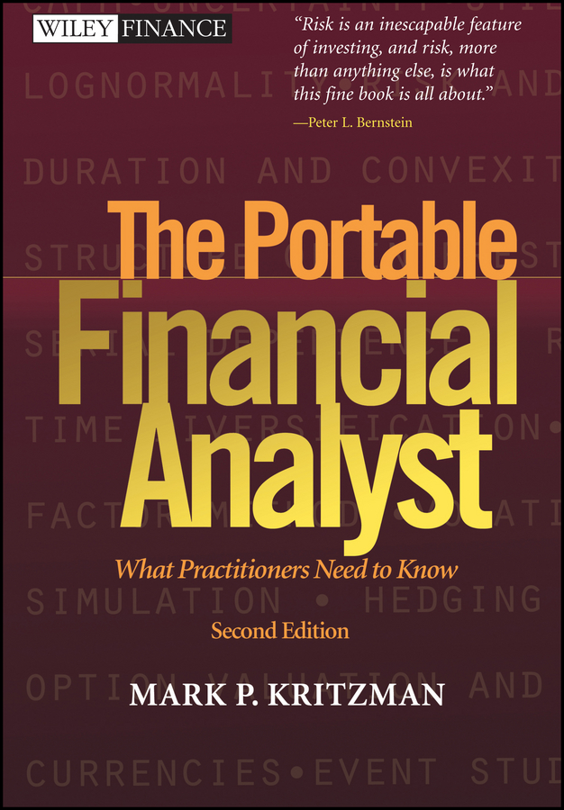 The Portable Financial Analyst. What Practitioners Need to Know