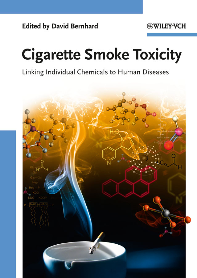 Cigarette Smoke Toxicity. Linking Individual Chemicals to Human Diseases