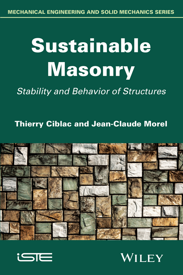 Sustainable Masonry. Stability and Behavior of Structures