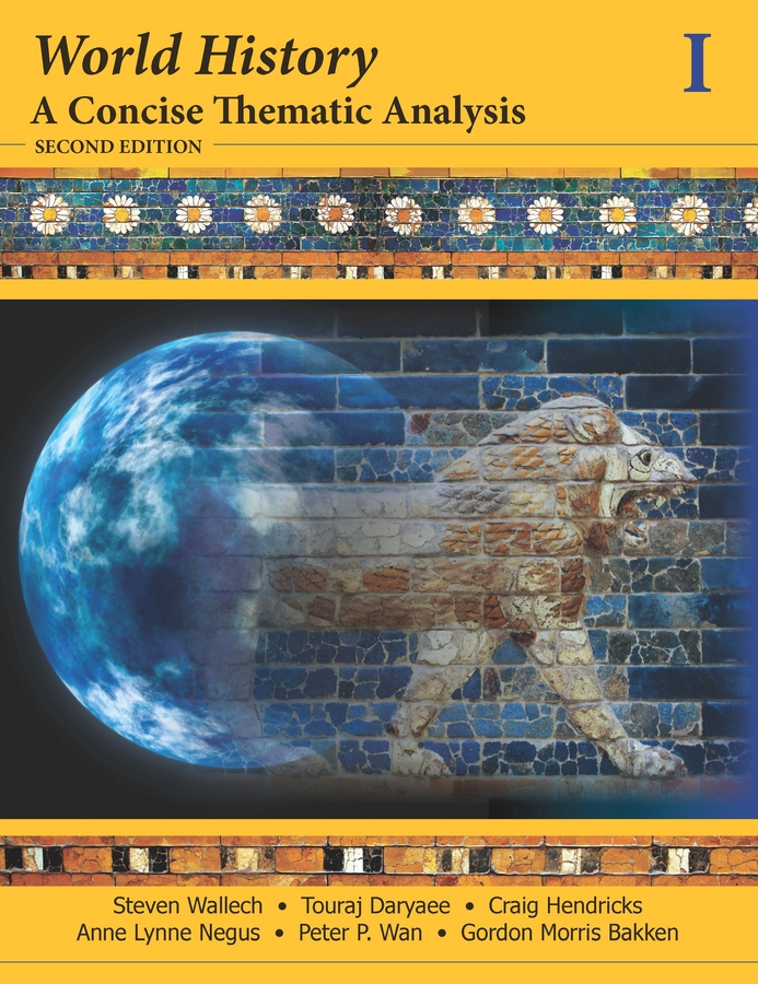 World History. A Concise Thematic Analysis, Volume One
