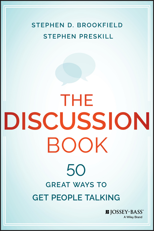 The Discussion Book. 50 Great Ways to Get People Talking