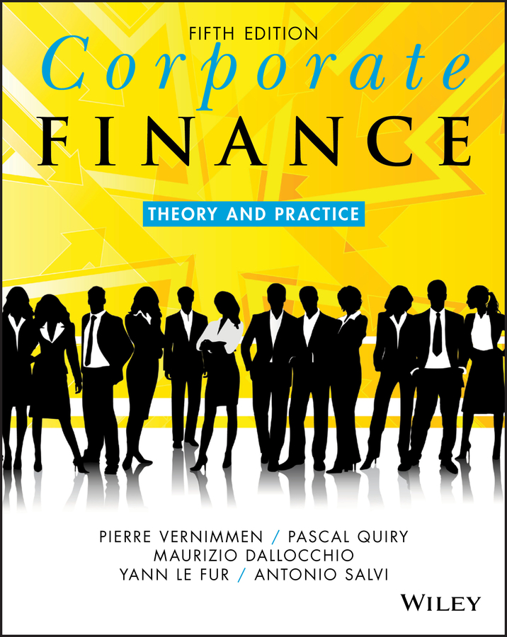Corporate Finance. Theory and Practice