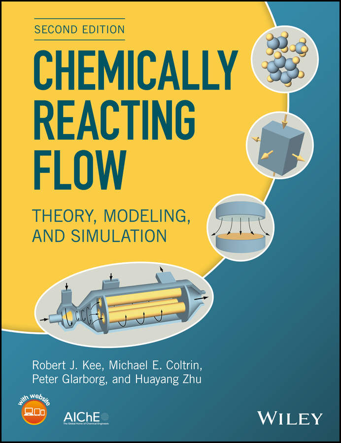 Chemically Reacting Flow. Theory, Modeling, and Simulation