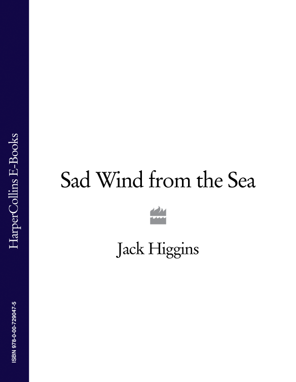 Sad Wind from the Sea