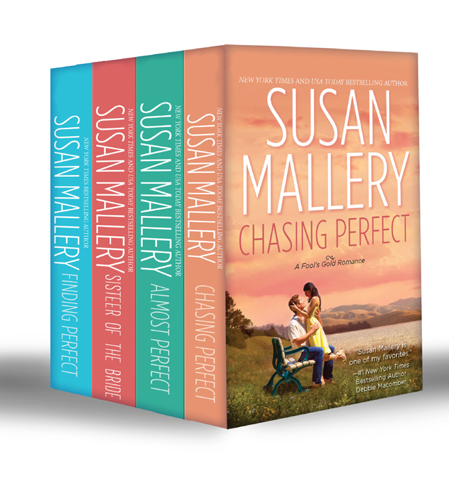 Fool's Gold Collection Part 1: Chasing Perfect / Almost Perfect / Sister of the Bride / Finding Perfect