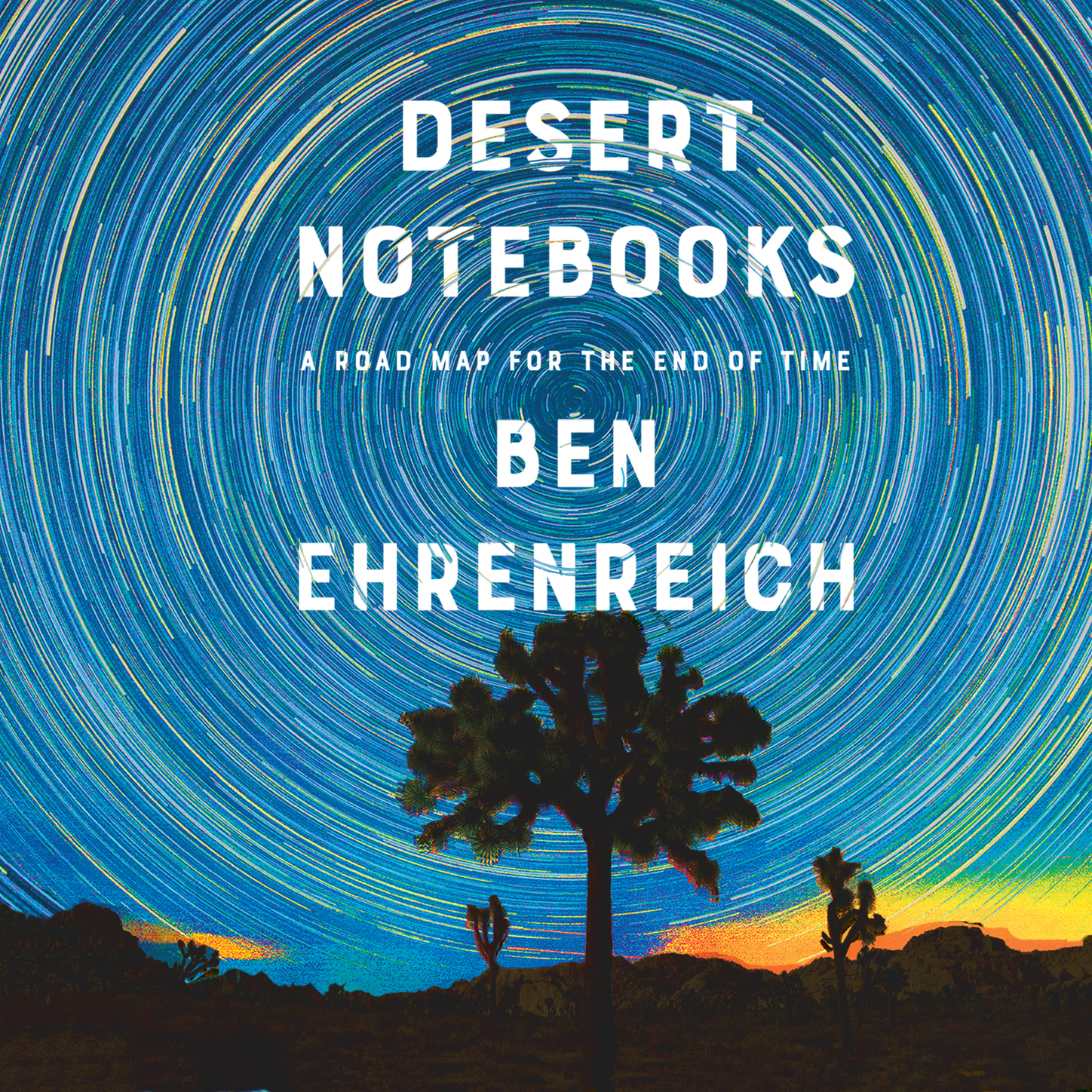Desert Notebooks - A Road Map for the End of Time (Unabridged)