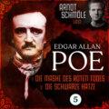 Die Maske des roten Todes \/ Die schwarze Katze - Arndt Schmöle liest Edgar Allan Poe, Band 5 (Ungekürzt)