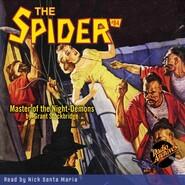 Master of the Night-Demons - The Spider 84 (Unabridged)