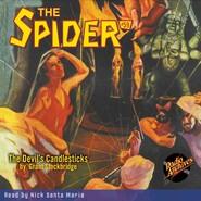 The Devil\'s Candlesticks - The Spider 59 (Unabridged)