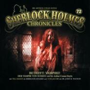 Sherlock Holmes Chronicles, Folge 72: Betrifft: Vampire!