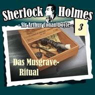 Sherlock Holmes, Die Originale, Fall 3: Das Musgrave-Ritual