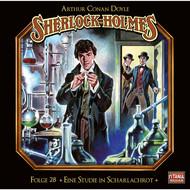 Sherlock Holmes - Die geheimen Fälle des Meisterdetektivs, Folge 28: Eine Studie in Scharlachrot (Teil 2 von 2)