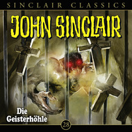 John Sinclair, Classics, Folge 28: Die Geisterhöhle