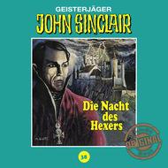 John Sinclair, Tonstudio Braun, Folge 38: Die Nacht des Hexers