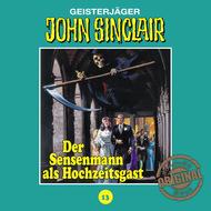 John Sinclair, Tonstudio Braun, Folge 13: Der Sensenmann als Hochzeitsgast