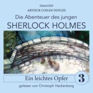 Sherlock Holmes: Ein leichtes Opfer - Die Abenteuer des jungen Sherlock Holmes, Folge 3 (Ungekürzt)