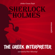 The Greek Interpreter (Unabridged)