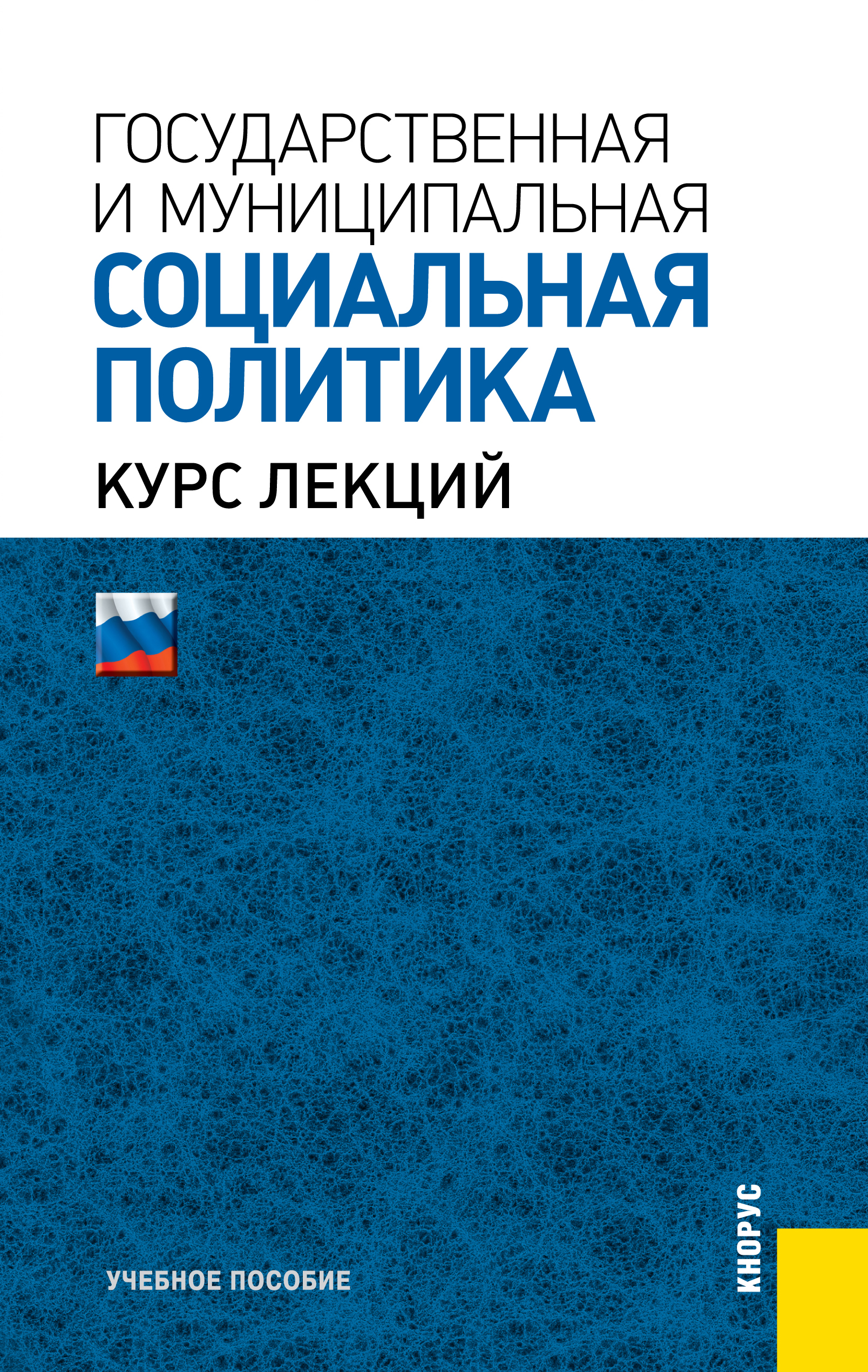 Николай Волгин Государственная и муниципальная социальная политика государственная и муниципальная социальная политика учебное пособие