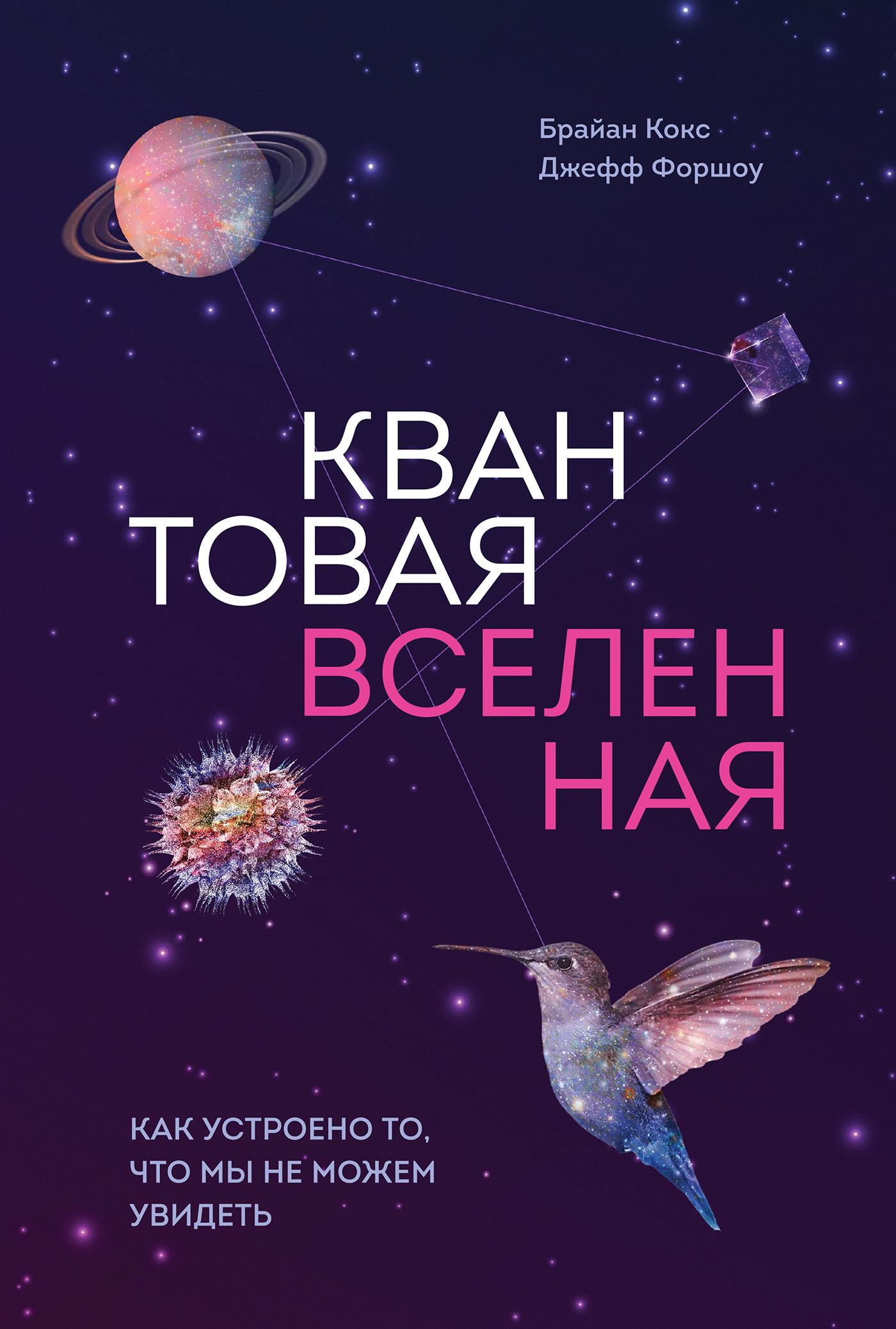 Брайан Кокс Квантовая вселенная. Как устроено то, что мы не можем увидеть владимир неволин квантовая физика и нанотехнологии