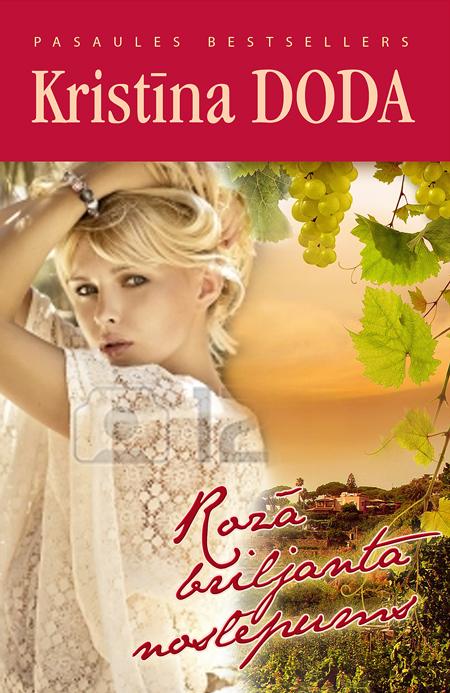 Kristīna Doda Rozā briljanta noslēpums kristīna doda nodevība beltērā