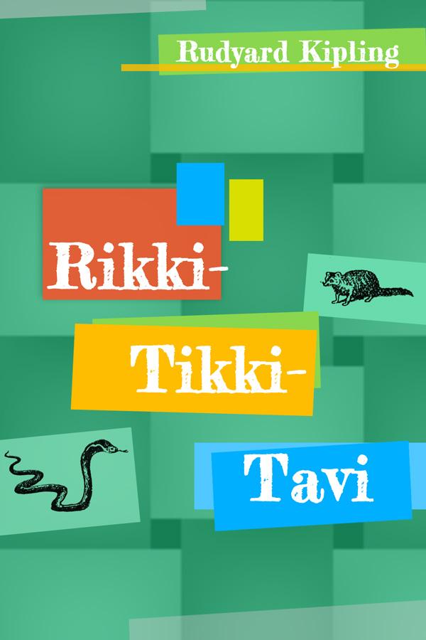 Редьярд Киплинг Rikki-Tikki-Tavi цена