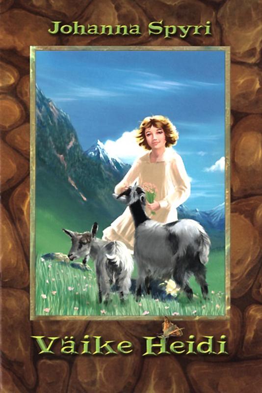 Johanna Spyri Väike Heidi abdul turay väike valge riik
