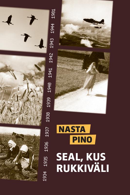 Nasta Pino Seal, kus rukkiväli koostanud varje varmis austraalia aborigeenide legendid