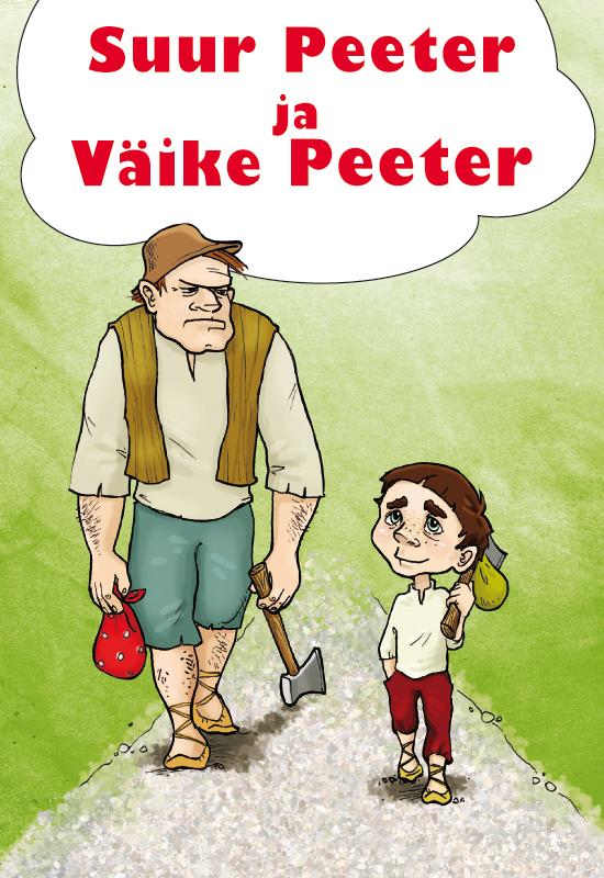 Juhan Kunder Suur Peeter ja Väike Peeter peeter urm hüvastijätt
