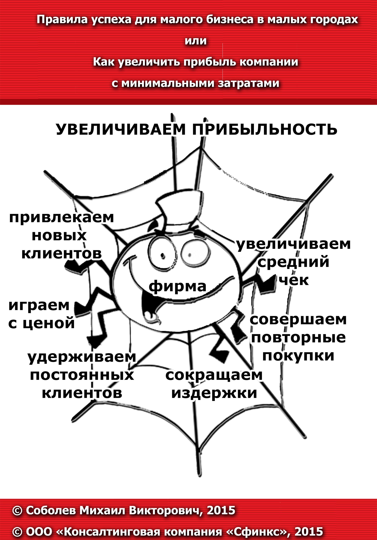 Обложка книги. Автор - Михаил Соболев