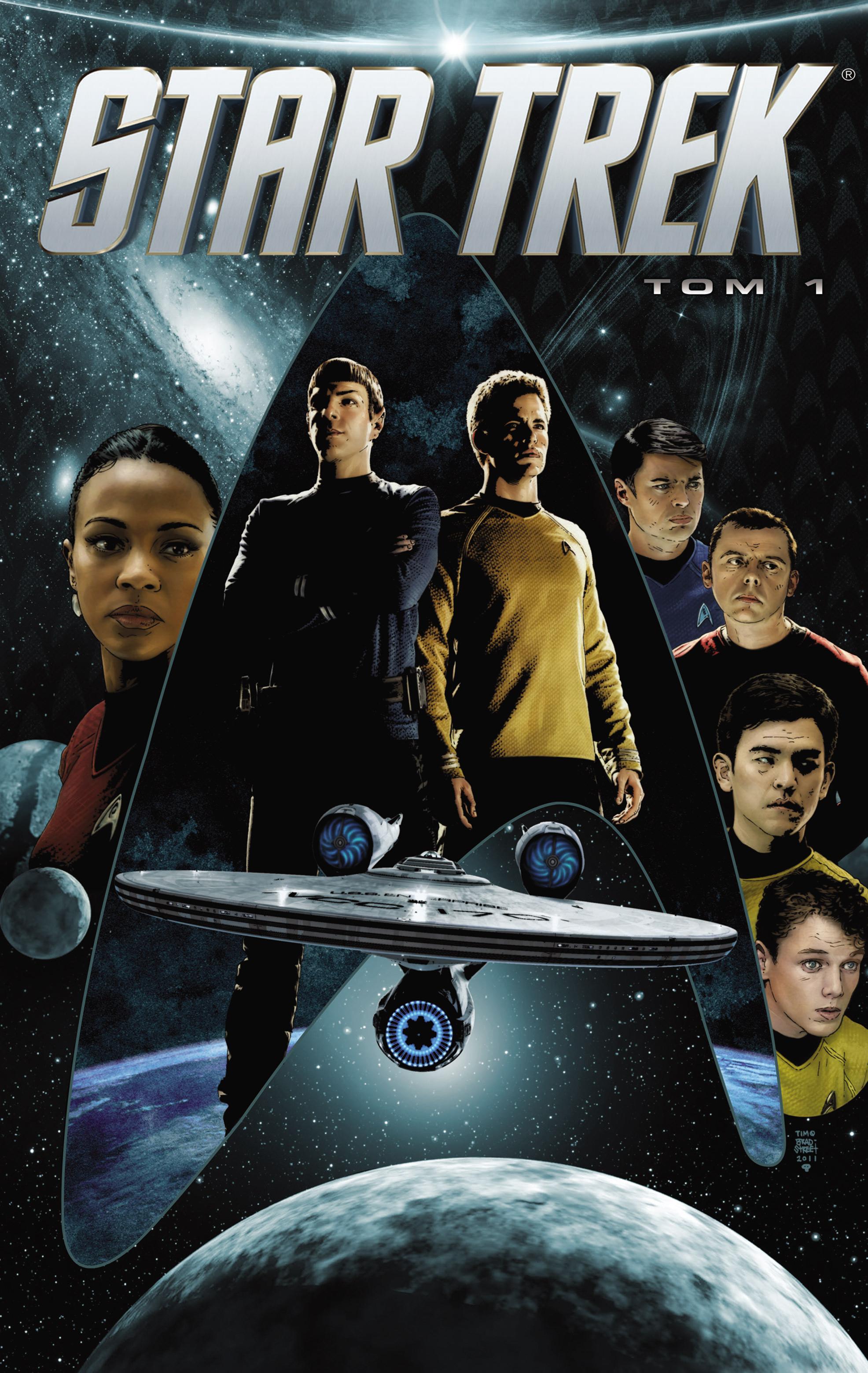 Отсутствует Star Trek. Том 1 джонсон м star trek том 4