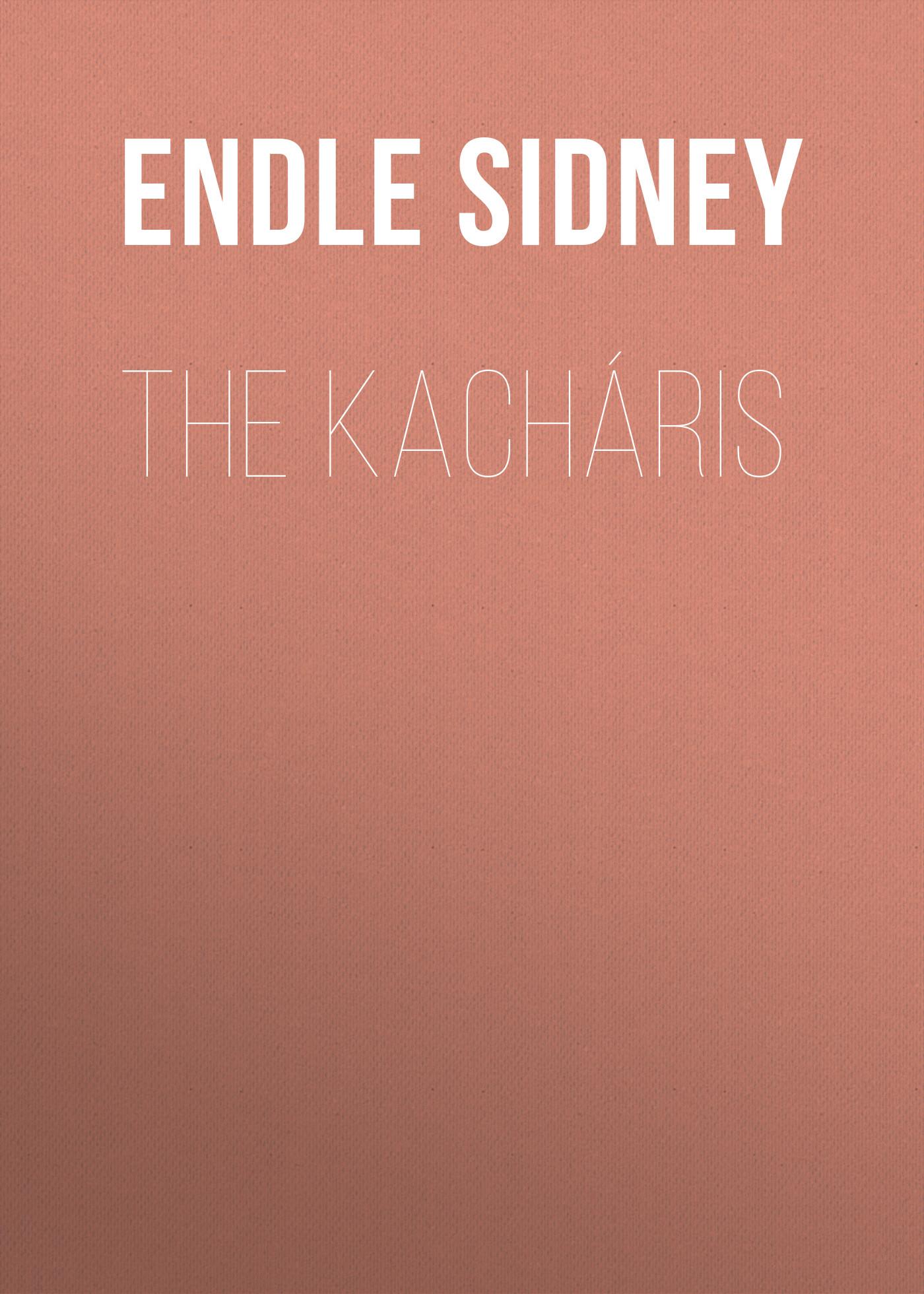 Endle Sidney The Kacháris sidney sheldon the doomsday conspiracy