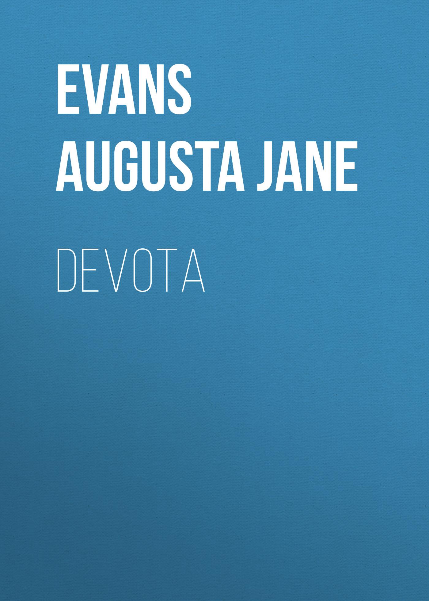 цена на Evans Augusta Jane Devota