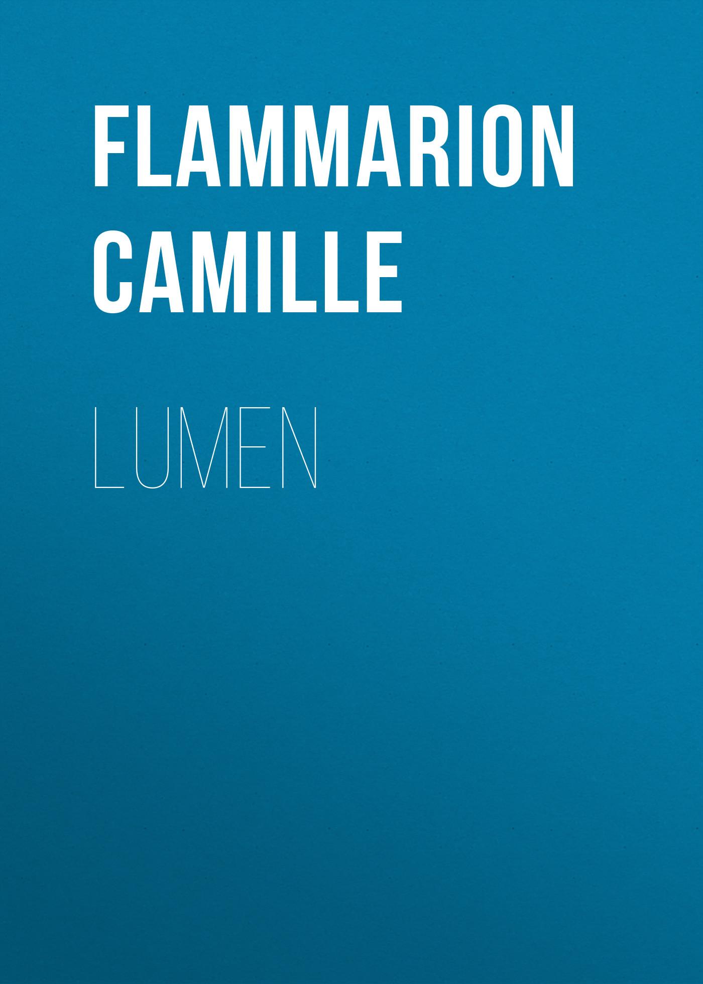 лучшая цена Flammarion Camille Lumen
