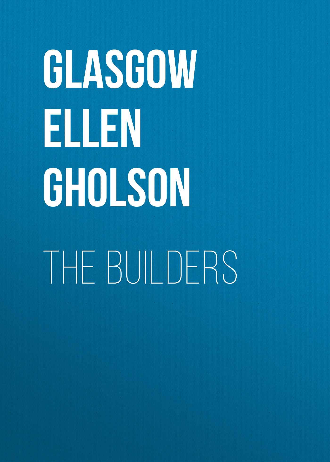 Glasgow Ellen Anderson Gholson The Builders shinedown glasgow