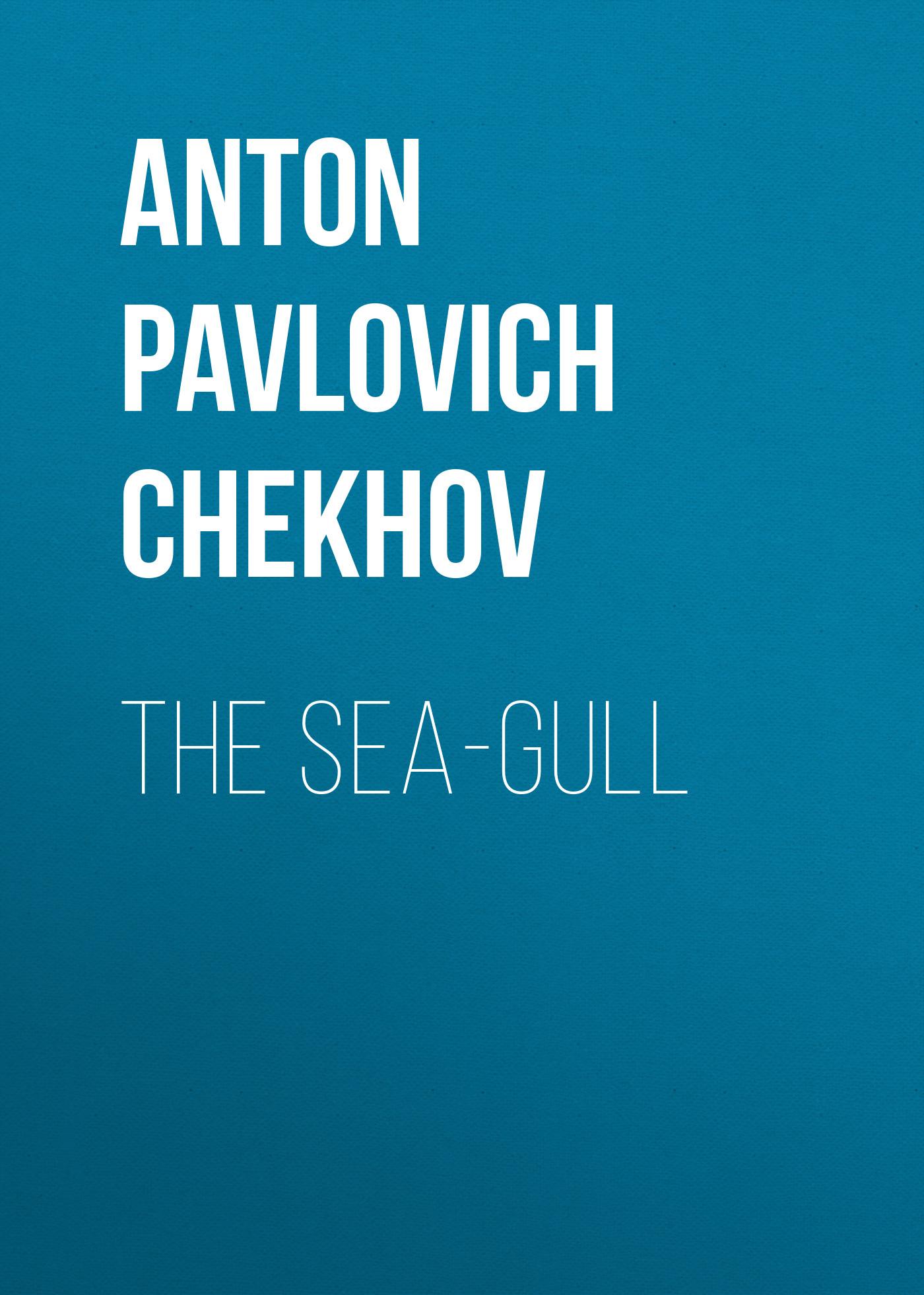 Антон Чехов The Sea-Gull часы seagull sea gull m182sk hot