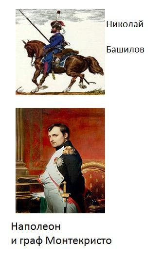 Николай Башилов Наполеон и граф Монтекристо спесивцев а есаул из будущего казачий потоп isbn 9785699542802