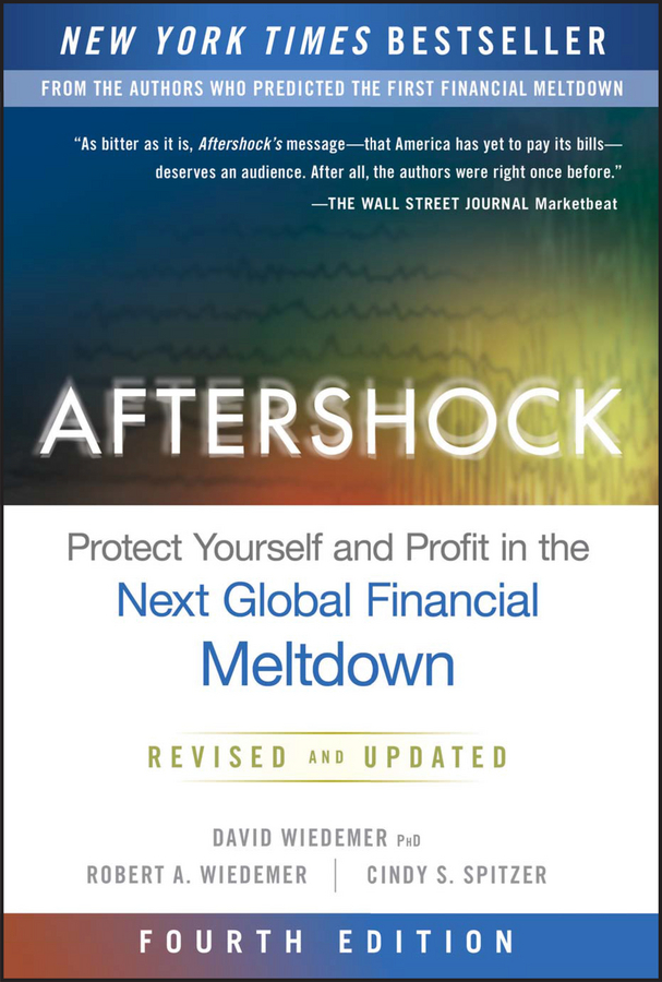 David Wiedemer Aftershock. Protect Yourself and Profit in the Next Global Financial Meltdown new in stock dt93n14lof