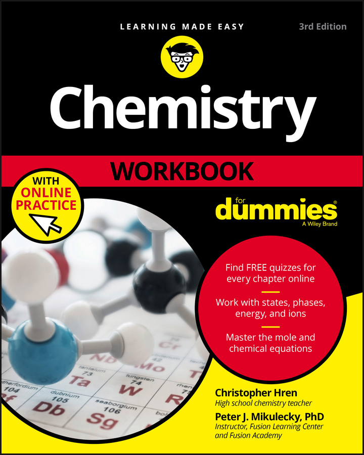 Chris Hren Chemistry Workbook For Dummies