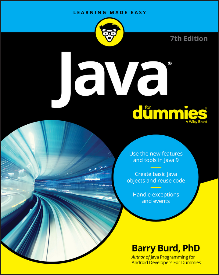 Barry Burd A. Java For Dummies java for novice programmers