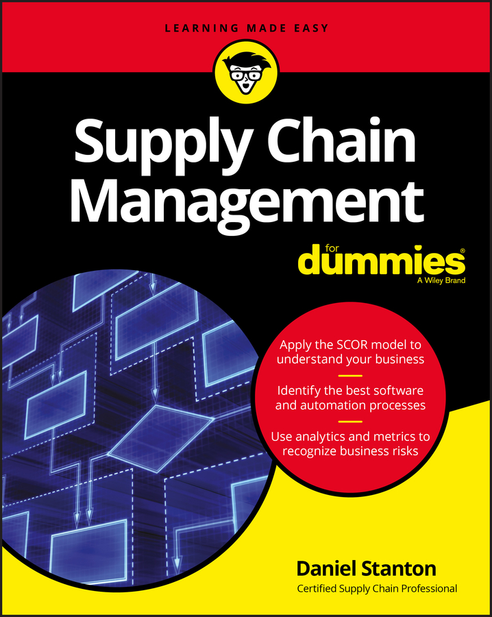 Daniel Stanton Supply Chain Management For Dummies plpr5 five people you meet in heaven the bk mp3 pk
