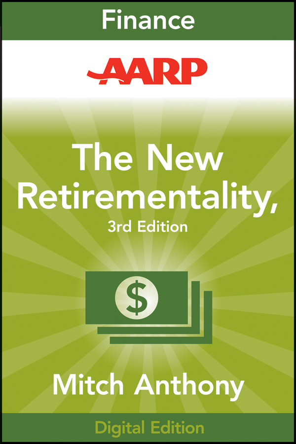 Mitch Anthony AARP The New Retirementality. Planning Your Life and Living Your Dreams...at Any Age You Want dk readers l1 bugs and us page 1