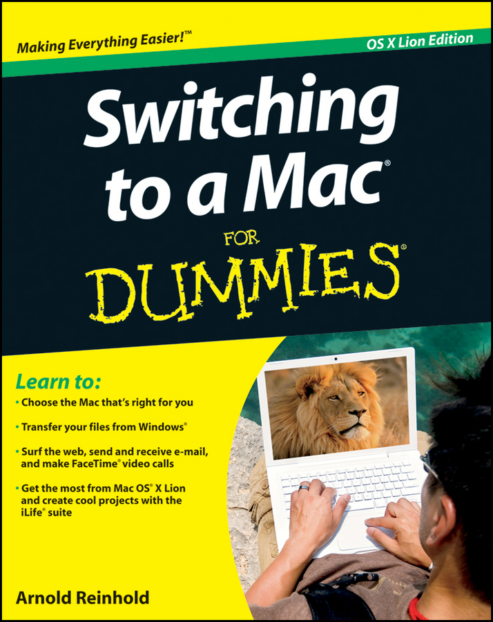 Arnold Reinhold Switching to a Mac For Dummies aaron vegh web development with the mac