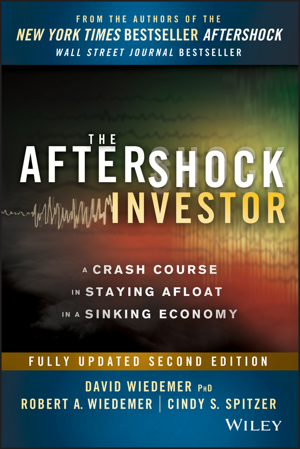 David Wiedemer The Aftershock Investor. A Crash Course in Staying Afloat in a Sinking Economy new in stock skb30 02a1