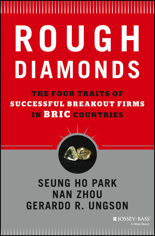 Nan Zhou Rough Diamonds. The Four Traits of Successful Breakout Firms in BRIC Countries credit granting to small firms in brazil