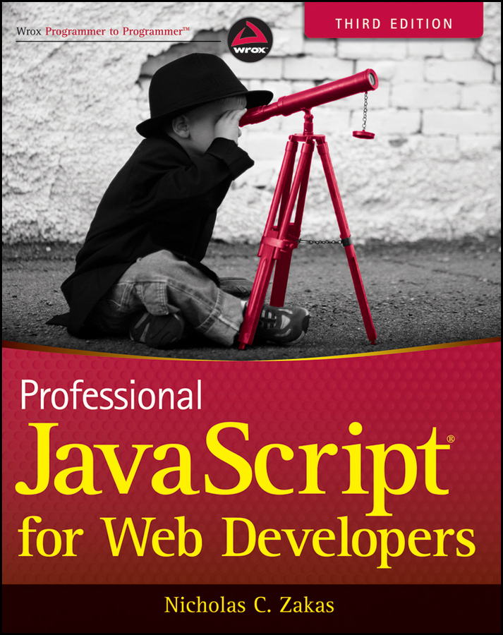 Nicholas C. Zakas Professional JavaScript for Web Developers jeremy keith dom scripting web design with javascript and the document object model