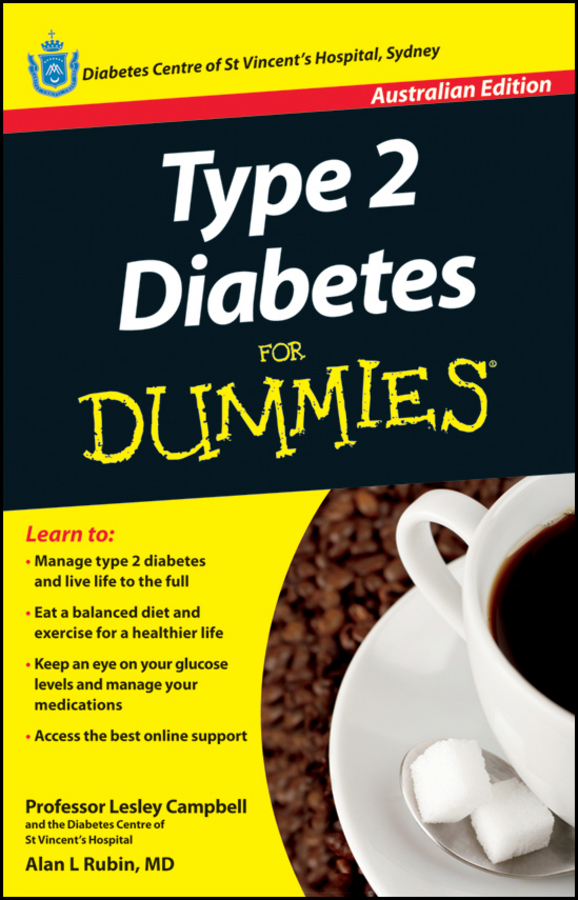 Lesley Campbell Type 2 Diabetes For Dummies showdown with diabetes