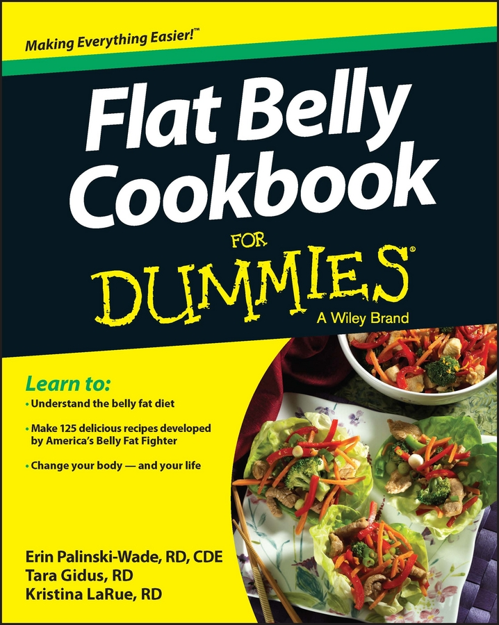 Tara Gidus Flat Belly Cookbook For Dummies the master your metabolism cookbook