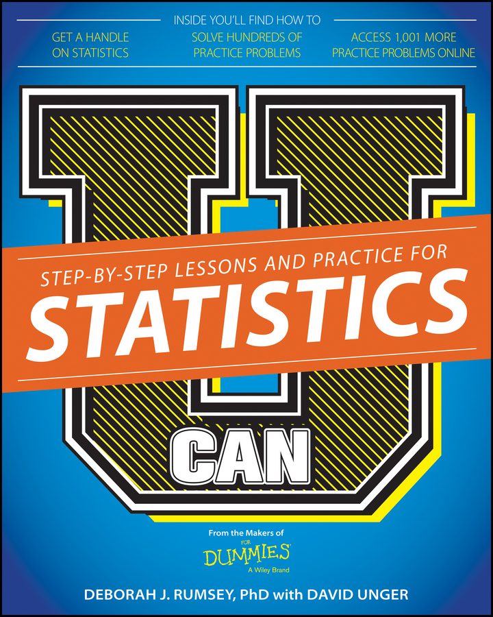 David Unger U Can: Statistics For Dummies alan anderson statistics for big data for dummies