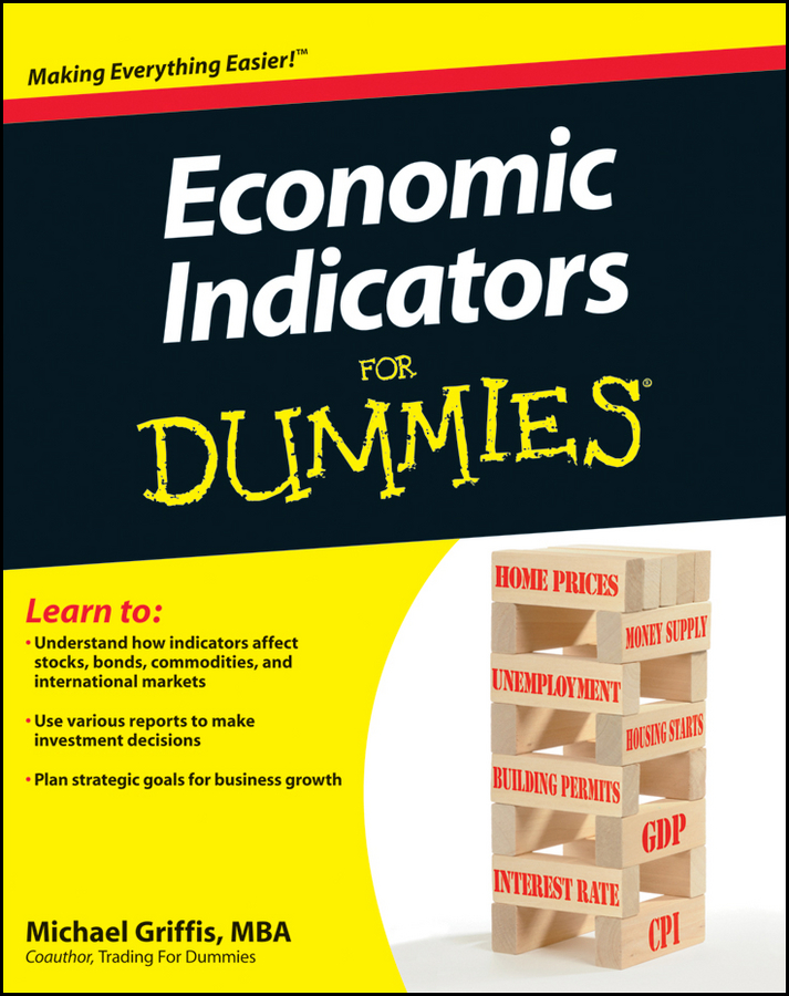 Michael Griffis Economic Indicators For Dummies david unger u can statistics for dummies