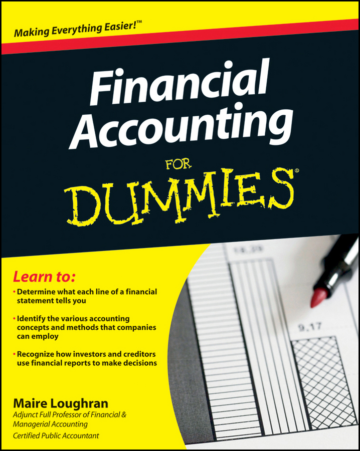 Maire Loughran Financial Accounting For Dummies business and ethics in a country with political socio economic crisis